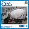 Sinotruk HOWO 16立方メートルの具体的なポンプミキサーのトラックの重量