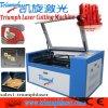 小型レーザーの木版画機械価格MDFアクリル木レーザーの彫版の打抜き機