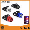 Lumifre S80 preiswerte Waren von China 1 LED-Minirote Farben-Fahrrad-Heck-Aluminiumleuchte
