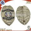 La policía sintética de cobre amarillo del esmalte de Manufactur Badge para su Desgin