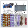 Rouleau Blinds Crystal Crystal Yarn Thread Plastic Ball Chain Beads Beaded String Rolling Making Machine et Plastic Ball Chain Rosary Beads Mould pour Curtain