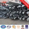 Multi Seite 15kn galvanisierter Stahlröhrenpole mit dem Querarm