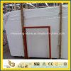 De Witte Marmeren Plak van Griekenland Thassos voor Countertop of van de Vloer Tegel
