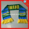 Дешевый изготовленный на заказ Acrylic жаккарда дует шарф