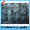 кислота украшения стекла искусствоа 4mm/5mm/6mm конструированная цветом/гостиницы стеклянная вытравила декоративное стекло