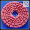 Wet flexível Diamond Polishing Pads para Granite Marble