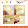 Etiqueta impressa da etiqueta das caixas da caixa do selo do PVC impressão de papel transparente
