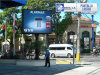 Buen P5 vídeo al aire libre impermeable LED que hace publicidad de la pantalla