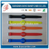 S50/Ntag213/Topaz512 Chip를 가진 튼튼한 Silicone Wristband Nfc