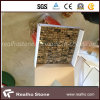 Grey/Black cinesi Marble Mosaic Tile per Decoration