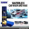 Безводные мытье & воск автомобиля