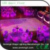 Boda de ocasión LED iluminado por las estrellas Dance Floor
