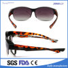 Accessori di modo di pesca di Eyewear di vetro di Sun misura sopra gli occhiali da sole di sport
