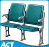 Asientos plásticos blancos de la silla de la oficina del deporte del balompié