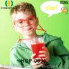 Grappig Plastic het Drinken van Gassen Stro voor Sap (hdp-0036)