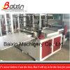 Saco inferior plástico automático do PE da selagem que faz a máquina (BX-FQ)
