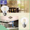 Lámpara casera del bulbo de la vela del filamento de la decoración LED