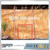 Gillo 황금 색깔 자연적인 대리석 석판 또는 도와