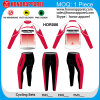 Honorapparel Any DesignおよびColor Sublimation Printing Cyclingジャージー