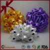 Top-Selling nuevo arco plástico de la estrella de la cinta del diseño para la decoración de la manera