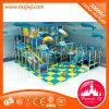 Спортивная площадка мягкой игры лабиринта детей крытая для сбывания