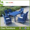 Tabela do restaurante ao ar livre luxuoso da mobília do Rattan e cadeira de vime (2107)
