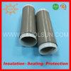 Telecom tubo retráctil de caucho de silicona gris frío