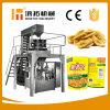 Vendedor caliente de secado automático rebanada del plátano de la máquina de embalaje