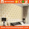 Papier peint de piste de décoration de mur avec le modèle classique