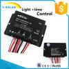 Het ZonneControlemechanisme Ls102480gpli van de Controle Light+Time mobiel-APP van Epever MPPT 10A 12V/24V