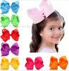 Accessorio e fascia dei capelli dei bambini dell'OEM con il Nastro-Bowknot per la promozione