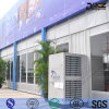 Fußboden, der zentrale Wechselstrom-Zelt-Klimaanlage für das Handelsabkühlen steht