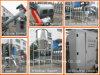 Plástico de la basura del PE de los PP de la alta calidad que se lava reciclando la máquina