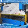 Eficiência elevada e elevada precisão da maquinaria do freio da imprensa do CNC de Atuomaitic da placa de metal We67y-125/3200