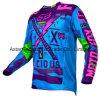Голубая новая модная изготовленный на заказ профессиональная сублимация участвуя в гонке Джерси (MAT55)