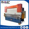 Гидровлический тормоз We67k- 100ton 3200mm давления CNC с управлением Delem