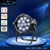 iluminação da PARIDADE do diodo emissor de luz de 12PCS 10W 4in1