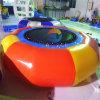 膨脹可能な水公園装置、膨脹可能な水トランポリンまたは警備員