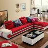 Sofà europeo della stanza di /Living del sofà del tessuto di stile (UL-NS175)