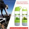 fuori altoparlante di Bluetooth della bottiglia di acqua della bicicletta del portello