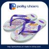 Regalo promocional Mujer Slim Flip Flops Deslizador Purple Color