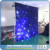 Luz do diodo emissor de luz e de estrela do RGB cortina leve
