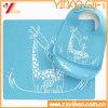Resistente limpio fácil al delantal del bebé del silicón de la suciedad (YB-HR-135)