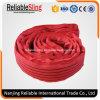 Imbracature rotonde infinite del poliestere rosso da 5 tonnellate