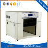 Impresora ULTRAVIOLETA de 8 colores de la impresora LED de la inyección de tinta dual plástica ULTRAVIOLETA de la lámpara
