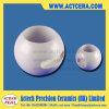 Alta precisión que trabaja a máquina las vávulas de bola de cerámica del Zirconia Dn25/Dn50