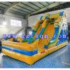 子供および大人膨脹可能な水スライドか魅力的な跳躍の城膨脹可能な水スライド