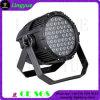 Im Freien wasserdichter NENNWERT RGB-3in1 54X3w LED kann Licht positionieren