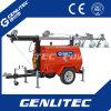 Kubota/Perkins-/Yangdong Dieselgenerator-beweglicher Beleuchtung-Aufsatz