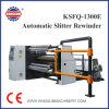 Hochgeschwindigkeitsplastikfilm-Slitter Rewinder Maschine